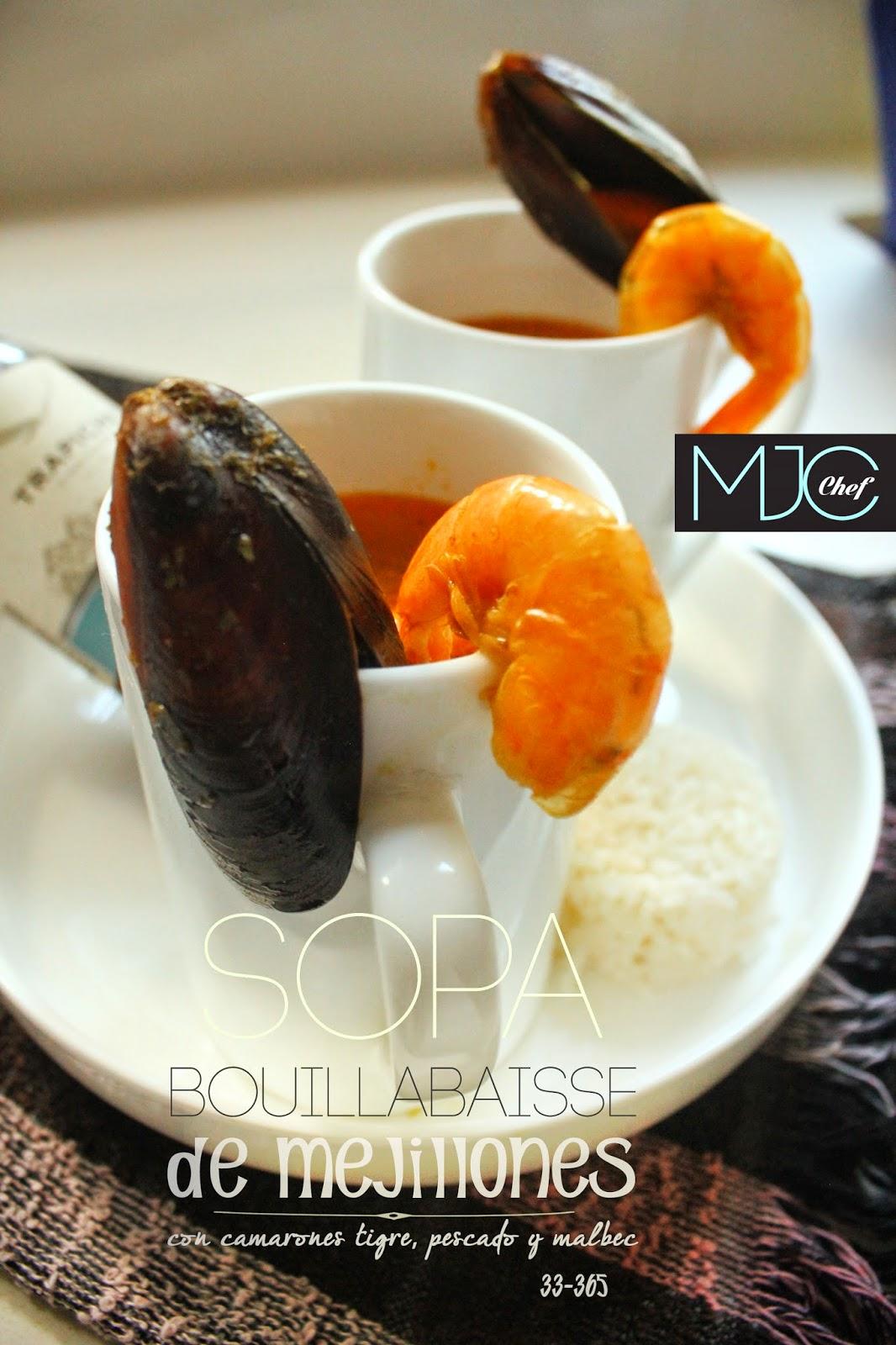 Sopa Bouillabaisse