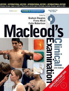 MacLeod's Clinical Examination 12th Edition PDF by John MacLeod