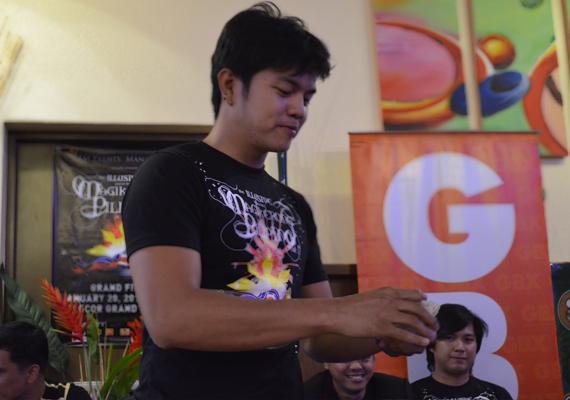 Jovani Sumulong