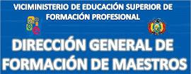 VICIMINISTERIO DE EDUCACIÓN SUPERIOR DE FORMACIÓN PROFESIONAL