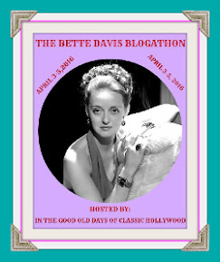 Participant in the Bette Davis Blogathon
