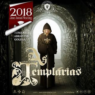 Encontro das Templárias 2018