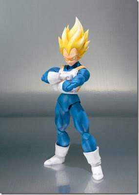 S.H.Figuarts Dragon Ball Super Saiyan Vegeta