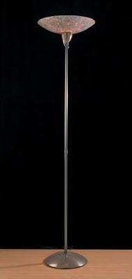 The MG104 Savoy Light Marble Floor Lamp - Standing Floor Lamp