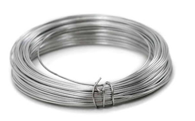 aluminum coated wire