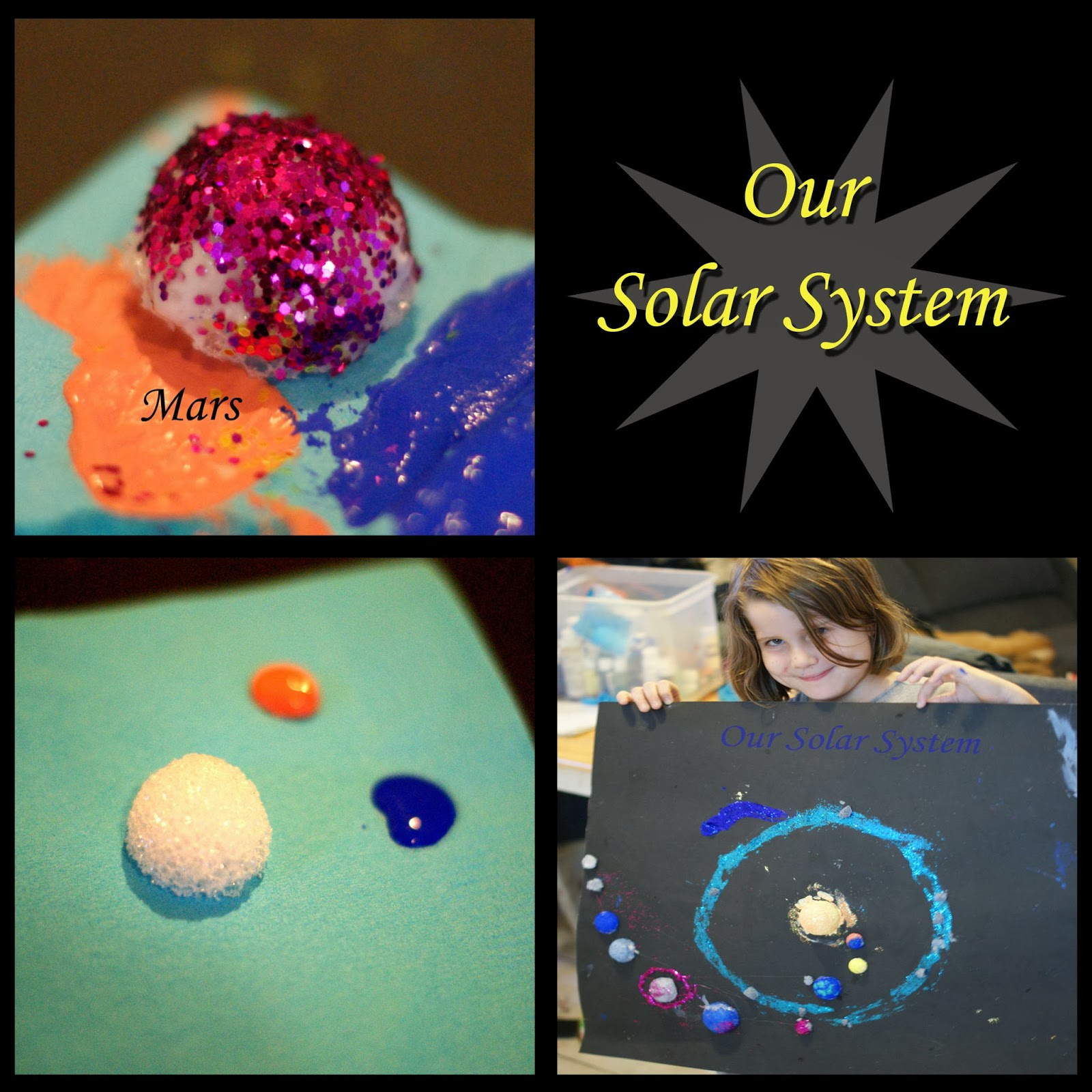 Solar System Science Project Great Hands On Lesson Idea