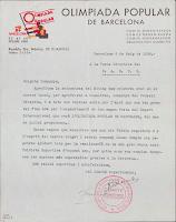 19 de juliol de 1936: l'Olimpíada que no va poder ser