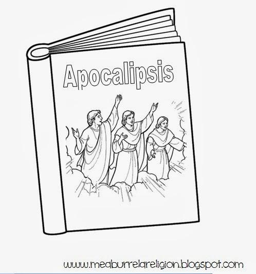 ME ABURRE LA RELIGIÓN: LIBROS DE LA BIBLIA. NUEVO TESTAMENTO