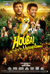 Theo Dấu Marsupilami - HOUBA! On the Trail of the Marsupilami