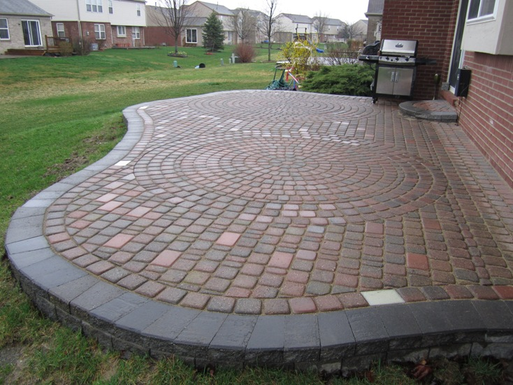 Superb Brick Paver Patio Repair U0026 Redesign In Canton, MI