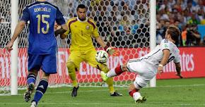 Alemanha 1x0 Argentina - 2014