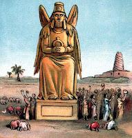 **Statue of Nebuchadnezzar**
