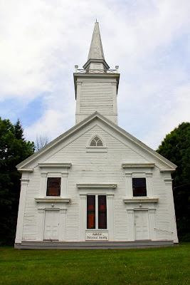 Quaker Meeting House, Appleton, Maine