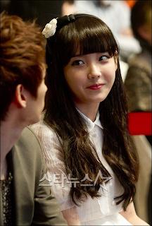 IU and Eunhyuk dating?