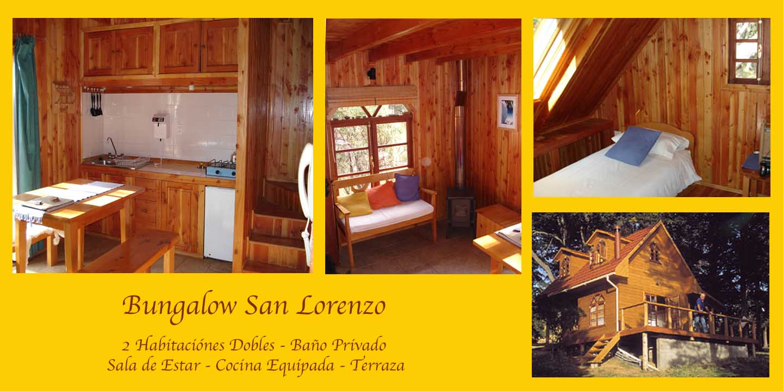 Lodges terra luna alojamiento for Cocinas italianas equipadas