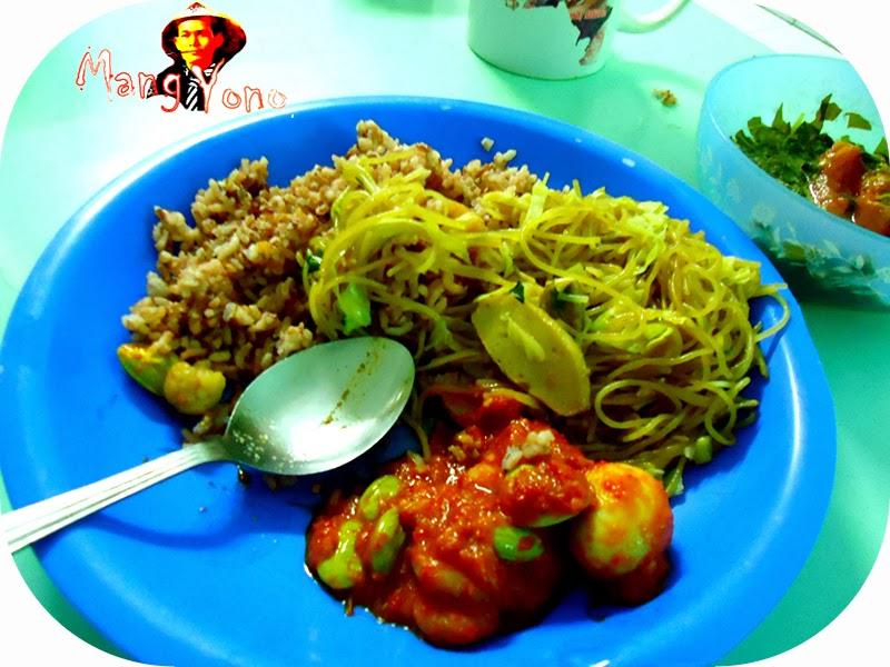 Nasi Merah Mang Yono, Mau?