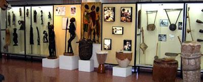 Museo Africano: Mundo Negro