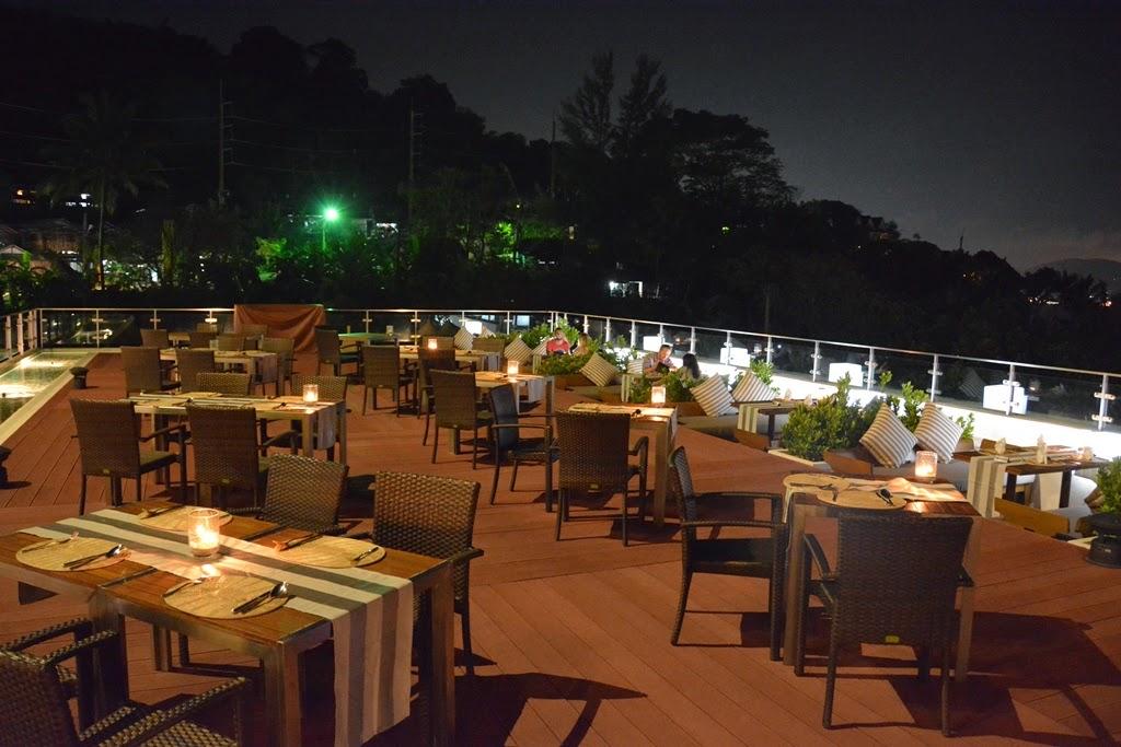 Zeascape Restaurant Phuket