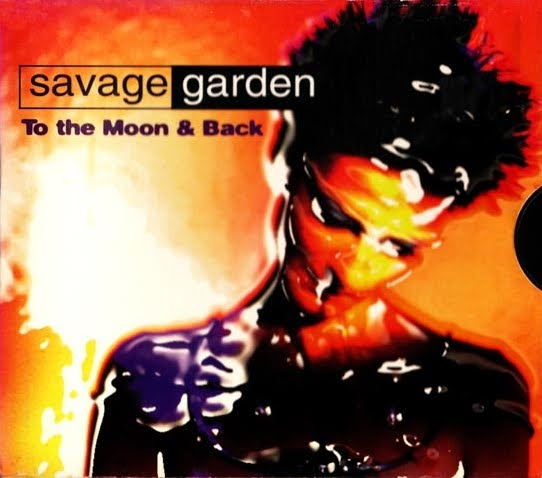 Vinyl Video Savage Garden To The Moon Back 1996