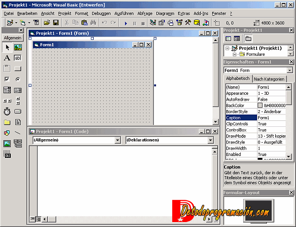 lan using visual basic text messages