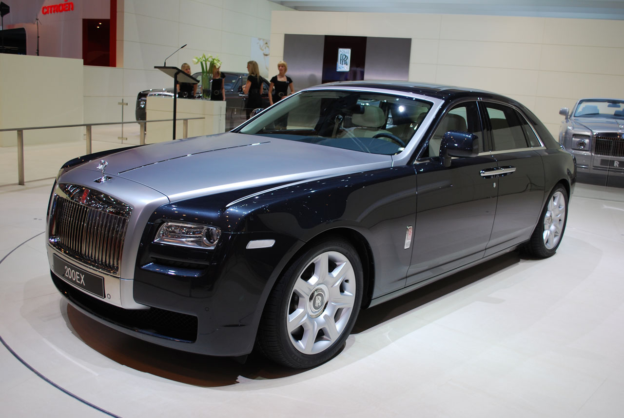 Rolls Royce Car Models