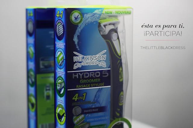 sorteo wilkinson hydro groomer