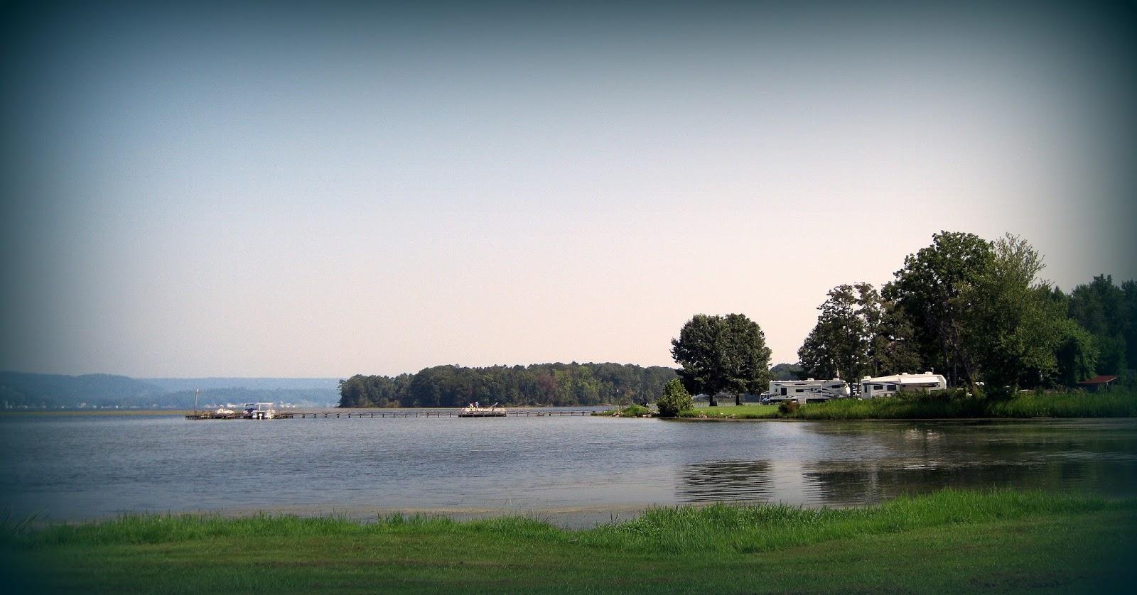 over hill n dale: mountain lakes resort, langston, alabama