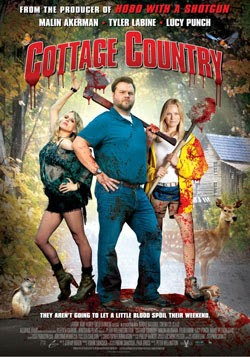 Cottage Country 2013 poster