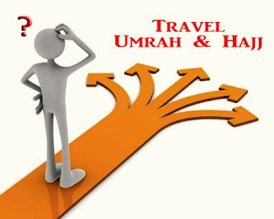 cara cermat memilih travel umroh