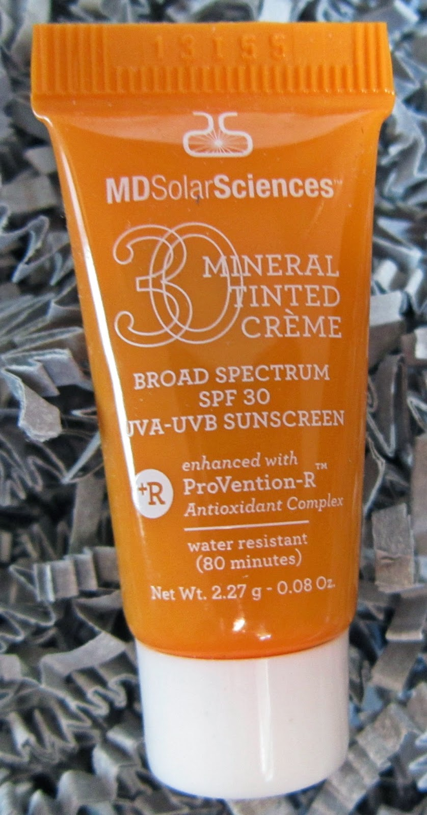 MD SolarSciences SPF 30 Mineral Tinted Creme Mini,