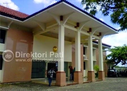 Kantor Pengadilan Negeri (PN) Pati