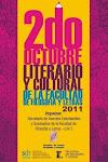 2do. Octubre Literario y Cultural