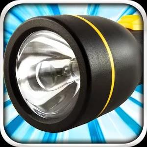 تطبيق الكشاف للاندرويد Tiny Flashlight + LED for android