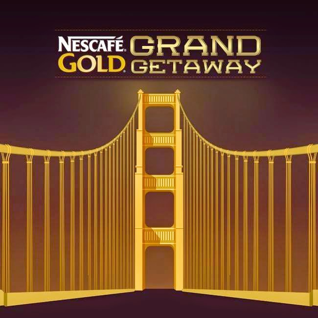 Nescafe Gold Grand Getaway promo
