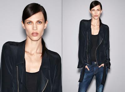 Lookbook Zara octubre 2012