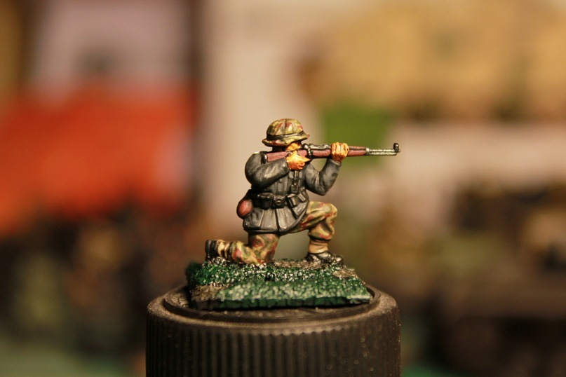 Carlo Antonio - German infantry 43-45 Plastic Soldier 1/72 6