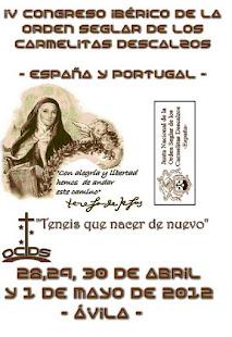 IV CONGRESO IBERICO OCDS ESPAÑA Y PORTUGAL