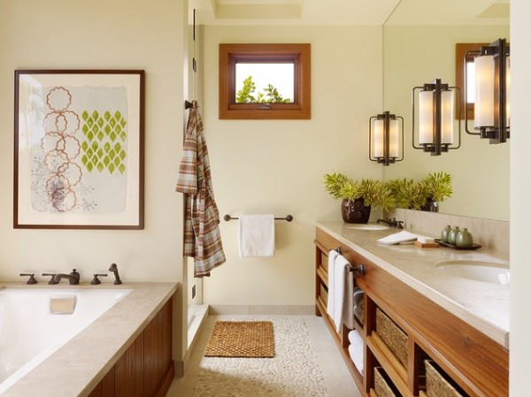 Как выбрать цвет ванной комнаты?