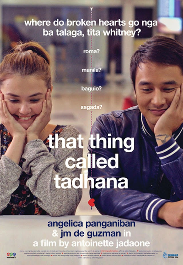 Watch That Thing Called Tadhana Movie Online