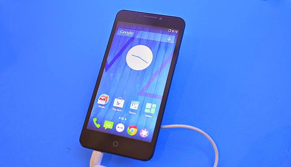 Micromax Yureka, Harga dan Spesifikasi HP Dengan OS CyanogenMod 11