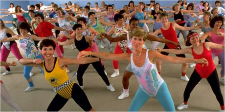 Though There Is A Big Difference Between Todays Active Wear And The 80s