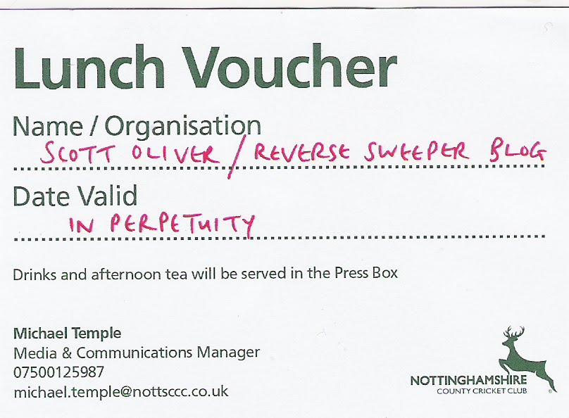 Food Voucher Template