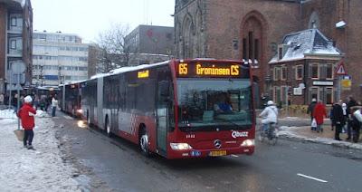 Groningen public transport