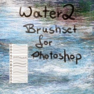 Easy water brushes pack
