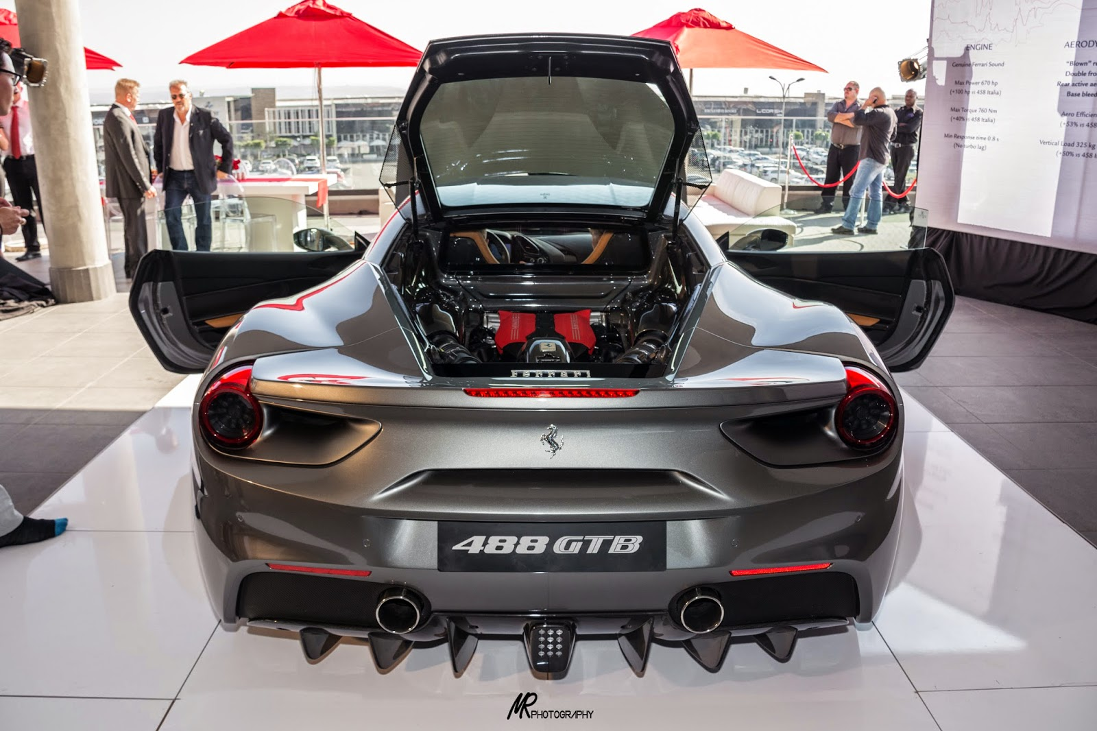 new car launches south africa 2015The New Ferrari 488 GTB Unveiled In Johannesburg South Africa