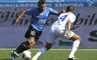 Novara Catania 3-3 highlights sky