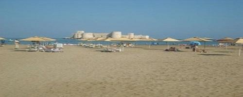 kızkalesi plaj resimleri