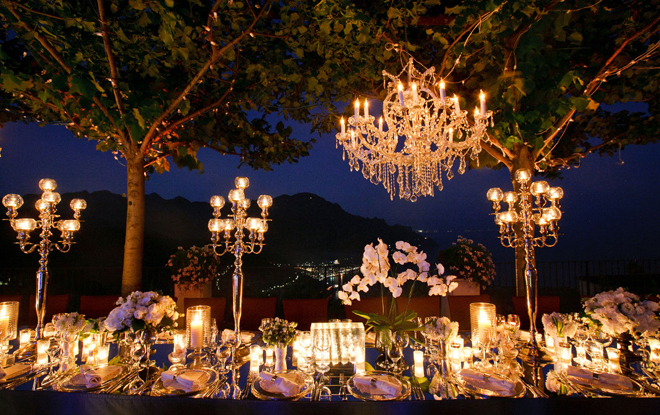 Chandeliers And Outdoor Weddings Belle The Magazine