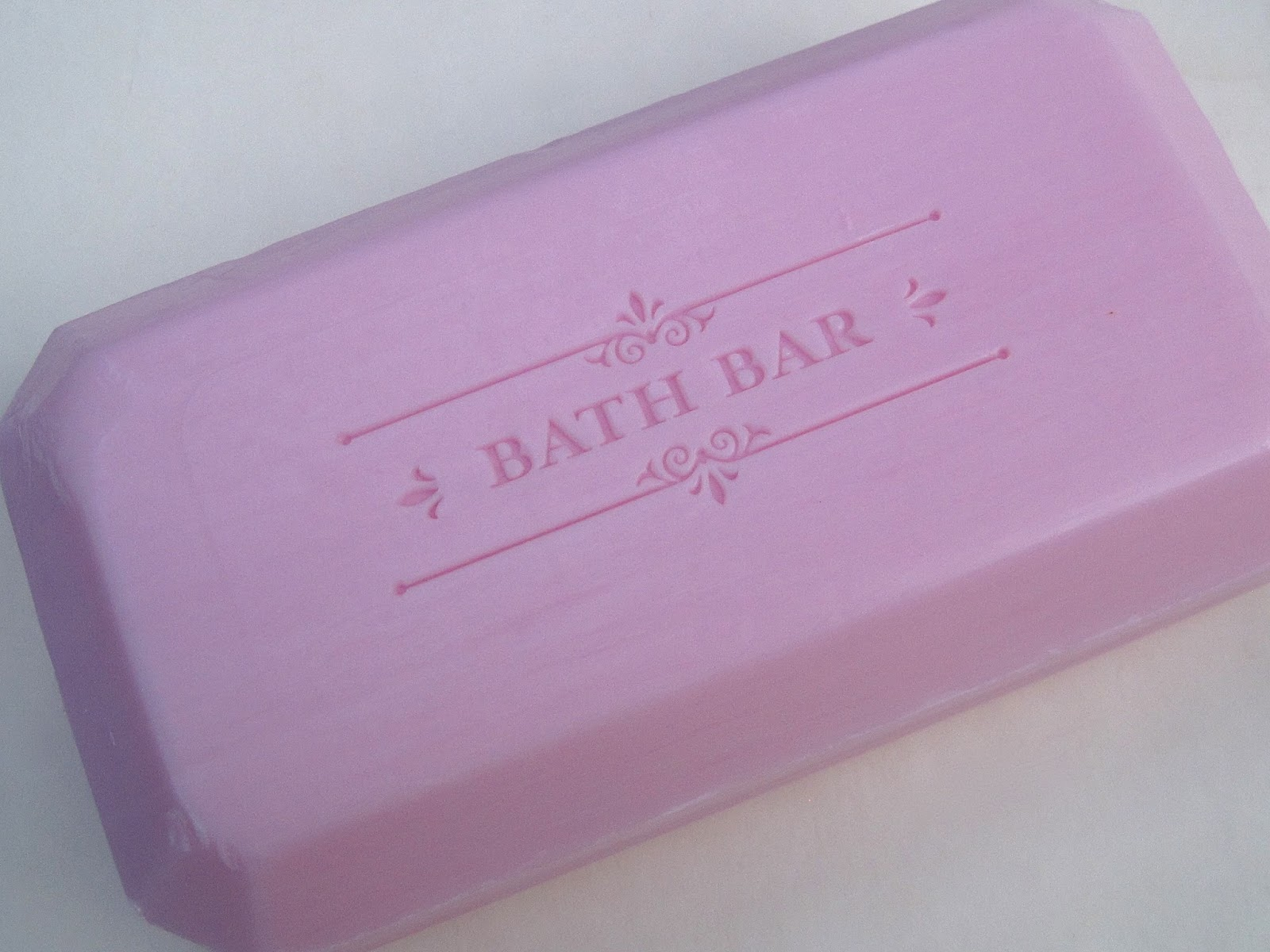 Plain Bar Of Soap Bar Of Soap It's a big...