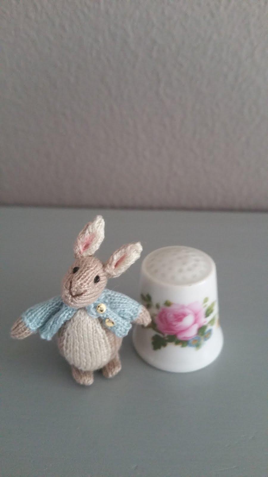 Beatrix Potter Breipatroontjes